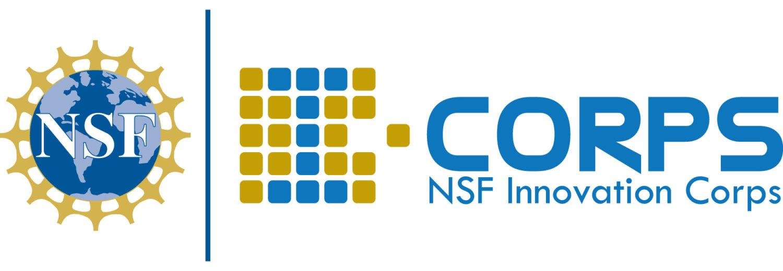 NSF I-Corps Logo