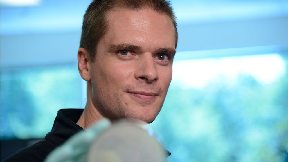 Dr. Rodolphe Barrangou, Associate Professor, Barrangou Lab Lead and GES Center affiliated faculty member