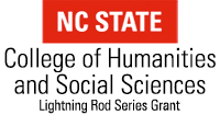 NC State College of Humanities and Social Sciences - Lightning Rod Series Grant