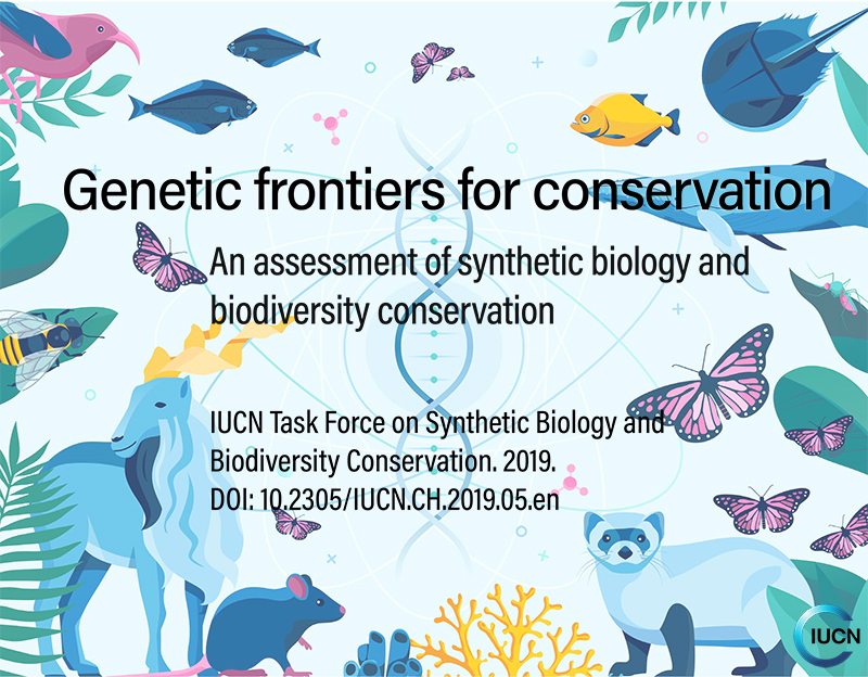 Genetic frontiers for conservation