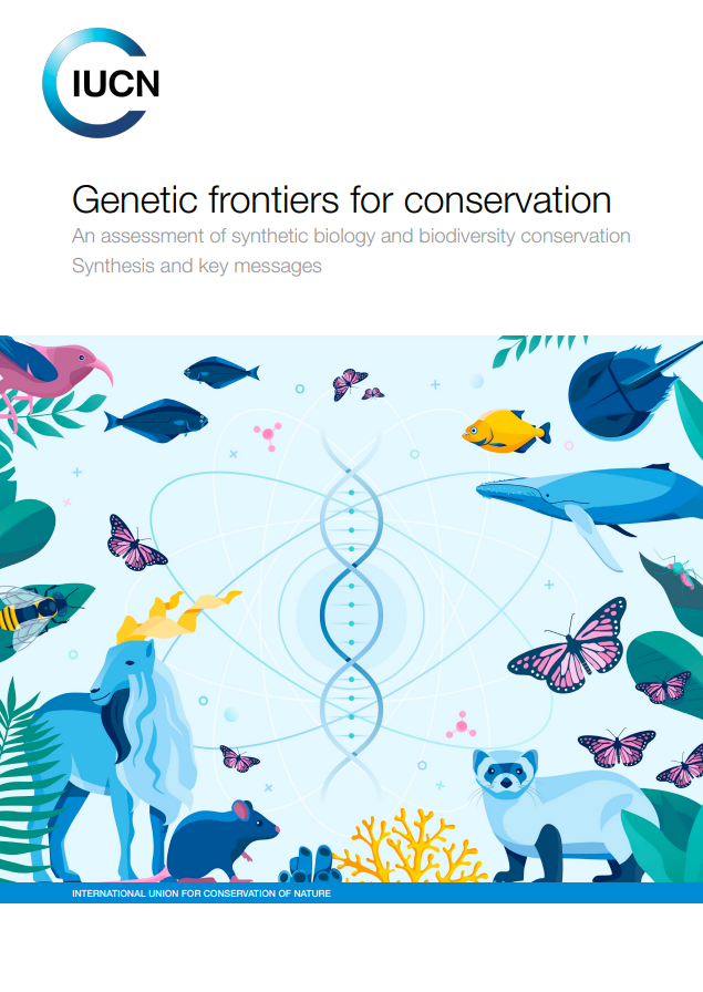 IUCN Report Cover