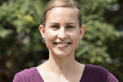 Faculty Spotlight: Khara Grieger