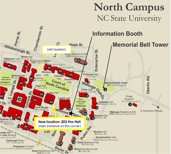 Colloquium map - Poe 202