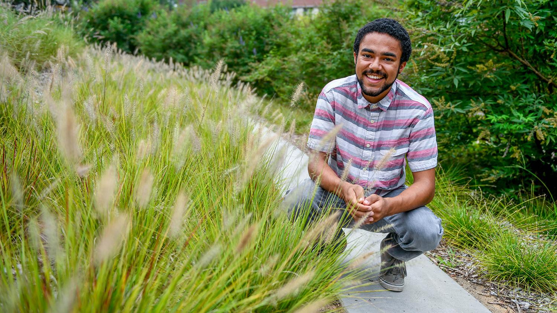 Student Spotlight: DeShae Dillard, AgBioFEWS Fellow