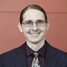 Photo of Andrew Hardwick, Public Administration, Advisor - Jennifer Kuzma