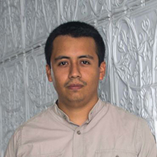 Photo of Sebastian Zarate, Forestry and Environmental Resources, Advisor - Jason Delborne