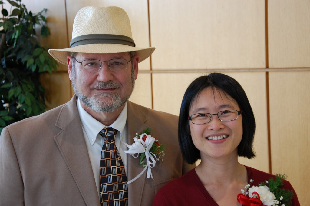 Michael Voiland and E-Ching Lee