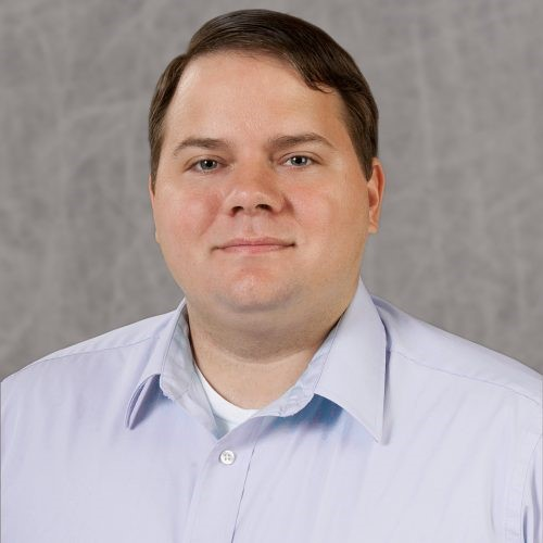 Research Assistant Professor James Lewis